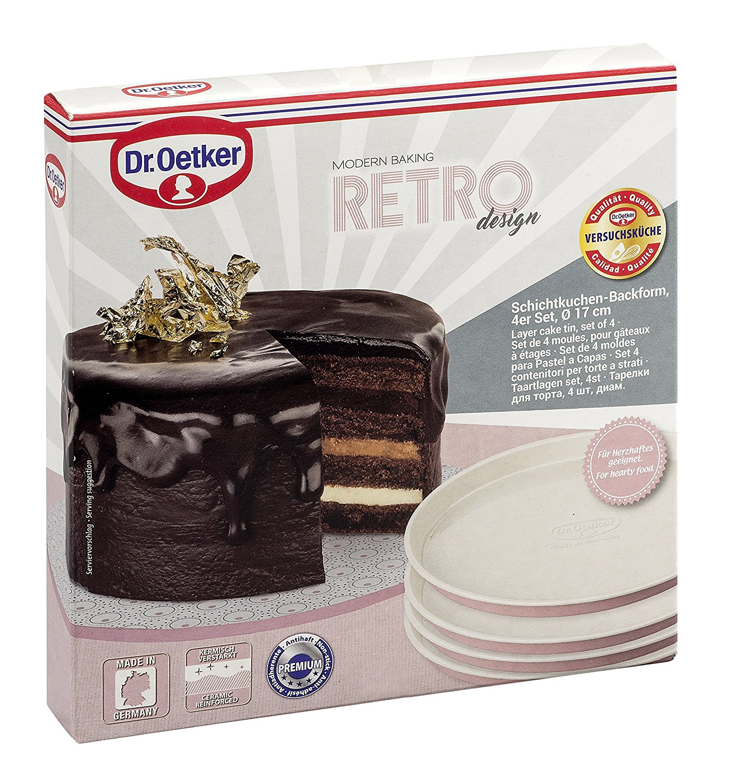 Naked Cake (Kaplamasız Pasta) - Dr. Oetker Sanal Mağaza